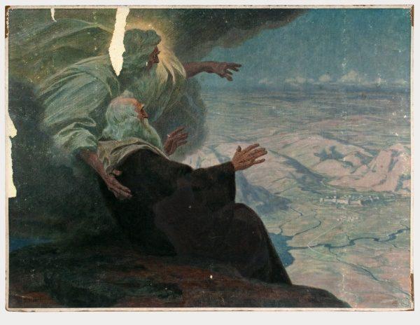 Gebhard Fugel (1863-1939), peintre allemand d'art sacré. 2007ss25