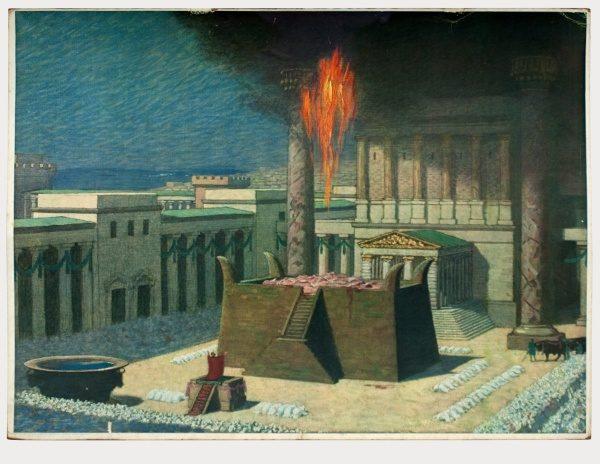 Gebhard Fugel (1863-1939), peintre allemand d'art sacré. 2007ss28