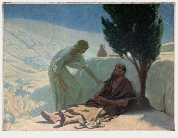 Gebhard Fugel (1863-1939), peintre allemand d'art sacré. 2007ss29