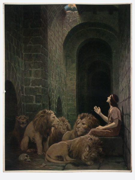 Gebhard Fugel (1863-1939), peintre allemand d'art sacré. 2007ss32