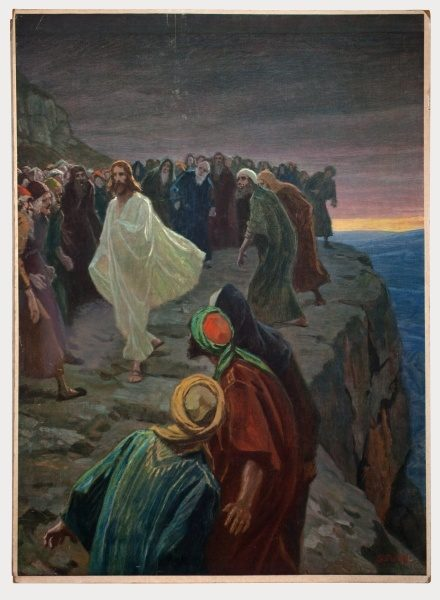 Gebhard Fugel (1863-1939), peintre allemand d'art sacré. 2007ss39