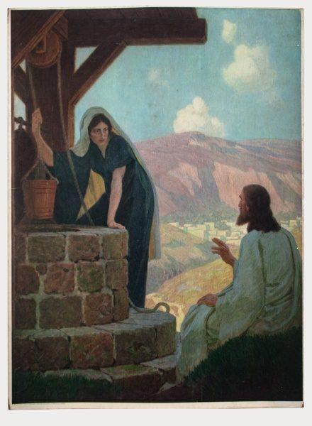 Gebhard Fugel (1863-1939), peintre allemand d'art sacré. 2007ss40