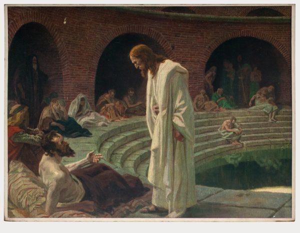 Gebhard Fugel (1863-1939), peintre allemand d'art sacré. 2007ss45