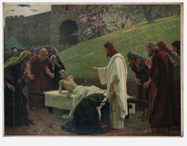 Gebhard Fugel (1863-1939), peintre allemand d'art sacré. 2007ss47