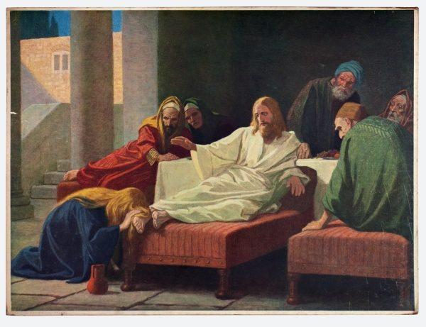 Gebhard Fugel (1863-1939), peintre allemand d'art sacré. 2007ss48