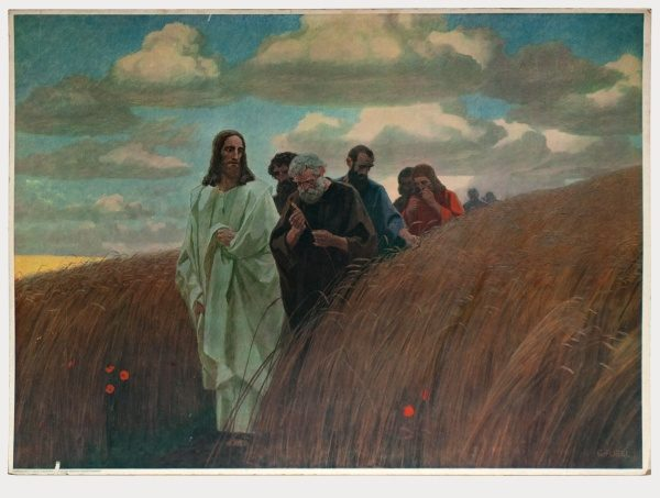Gebhard Fugel (1863-1939), peintre allemand d'art sacré. 2007ss57