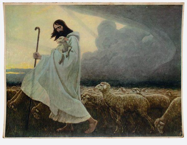 Gebhard Fugel (1863-1939), peintre allemand d'art sacré. 2007ss59