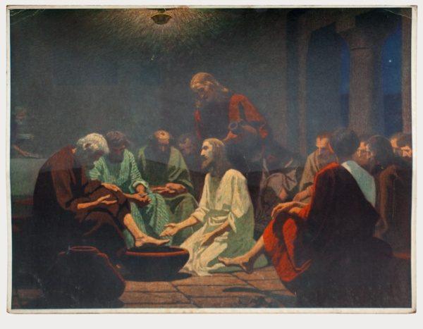 Gebhard Fugel (1863-1939), peintre allemand d'art sacré. 2007ss61