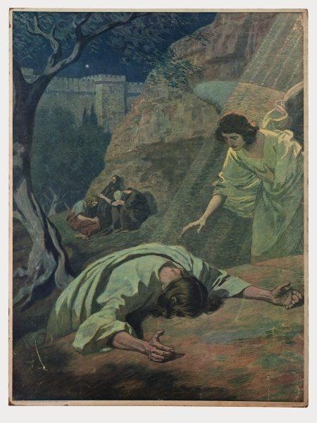 Gebhard Fugel (1863-1939), peintre allemand d'art sacré. 2007ss63