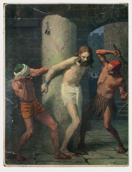 Gebhard Fugel (1863-1939), peintre allemand d'art sacré. 2007ss64