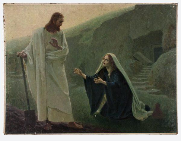 Gebhard Fugel (1863-1939), peintre allemand d'art sacré. 2007ss66