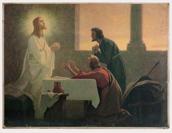 Gebhard Fugel (1863-1939), peintre allemand d'art sacré. 2007ss67