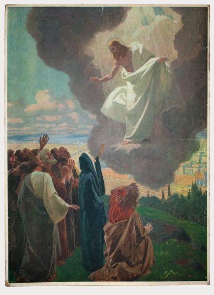 Gebhard Fugel (1863-1939), peintre allemand d'art sacré. 2007ss69