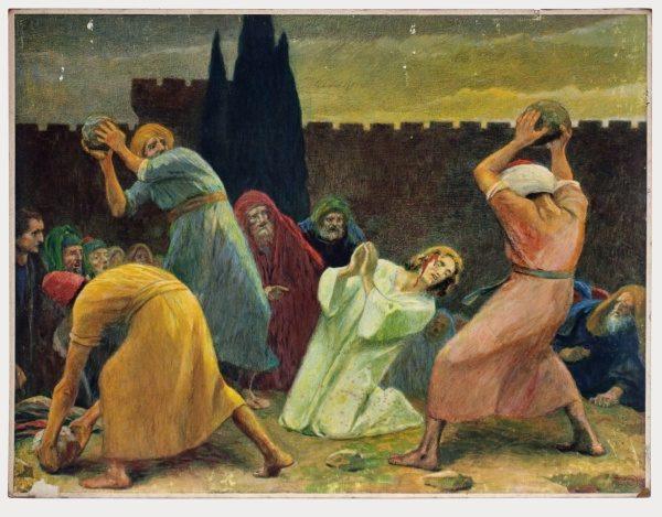 Gebhard Fugel (1863-1939), peintre allemand d'art sacré. 2007ss72