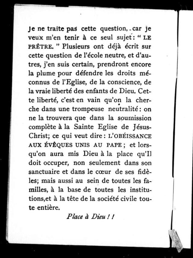 1898 - « COMMENT LA FRANC-MAÇONNERIE TRAVAILLE À DÉTRUIRE LA RELIGION CHRÉTIENNE EN CANADA. » 2_cihm10