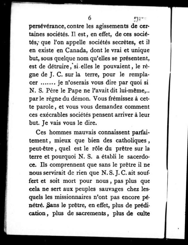 1898 - « COMMENT LA FRANC-MAÇONNERIE TRAVAILLE À DÉTRUIRE LA RELIGION CHRÉTIENNE EN CANADA. » 4_cihm10
