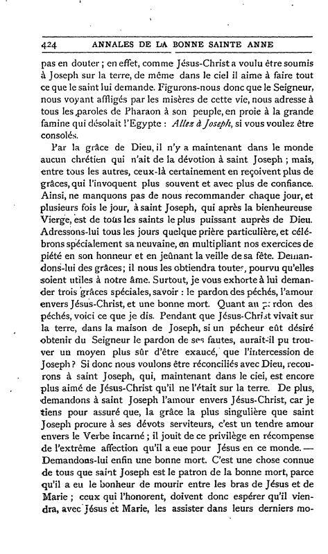 Un texte sur Saint Joseph ;  par S. Alphonse de Liguori. 4_defa10