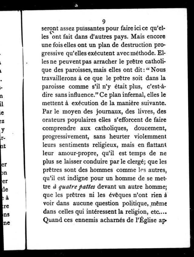 1898 - « COMMENT LA FRANC-MAÇONNERIE TRAVAILLE À DÉTRUIRE LA RELIGION CHRÉTIENNE EN CANADA. » 7_cihm10
