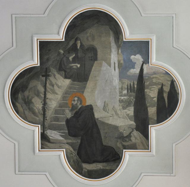 Gebhard Fugel (1863-1939), peintre allemand d'art sacré. 800px-17