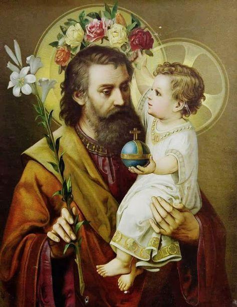 Saint Joseph, Époux de la Vierge Marie ( 19 mars) 8a8b4211