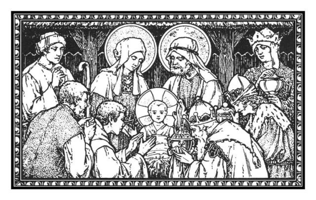 Épiphanie du Seigneur (2019) Advent10