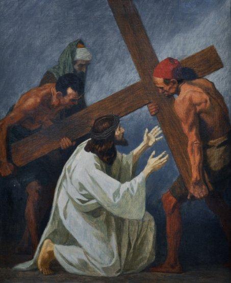 Gebhard Fugel (1863-1939), peintre allemand d'art sacré. Ii_lk10