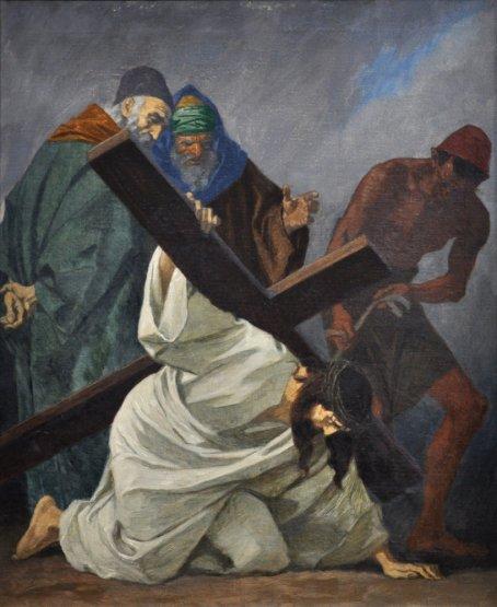 Gebhard Fugel (1863-1939), peintre allemand d'art sacré. Iii_th10