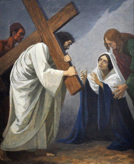Gebhard Fugel (1863-1939), peintre allemand d'art sacré. Iv_the10