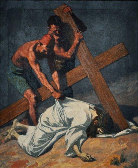 Gebhard Fugel (1863-1939), peintre allemand d'art sacré. Ix_gf10