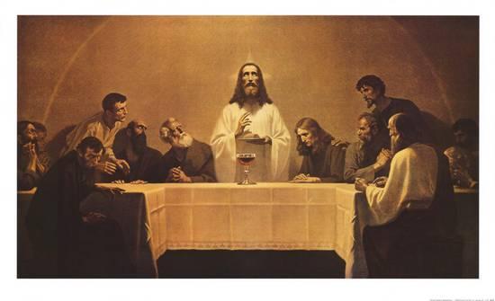 Gebhard Fugel (1863-1939), peintre allemand d'art sacré. U-g-e810