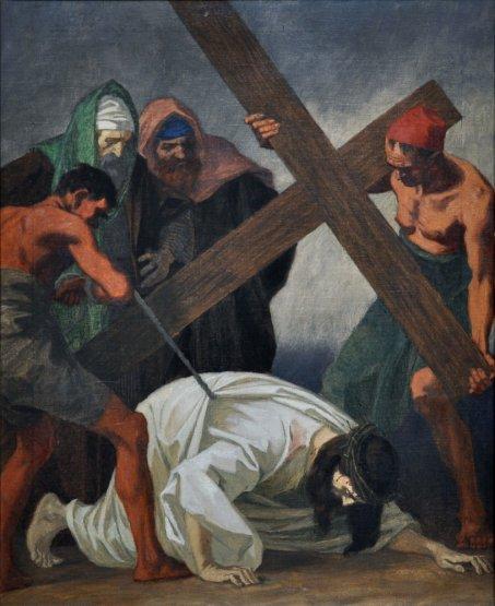 Gebhard Fugel (1863-1939), peintre allemand d'art sacré. Vii_f10