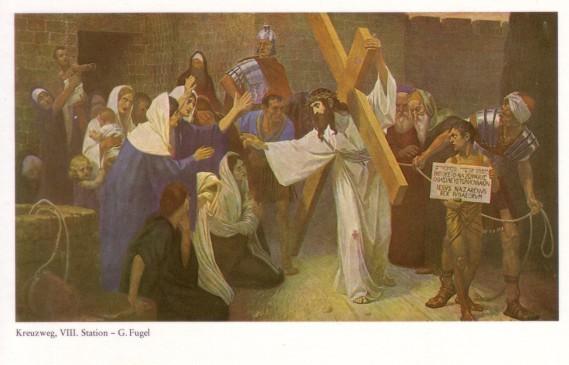 Gebhard Fugel (1863-1939), peintre allemand d'art sacré. Viii10
