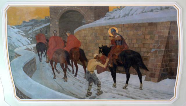 Gebhard Fugel (1863-1939), peintre allemand d'art sacré. Wangen15