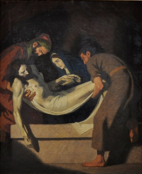 Gebhard Fugel (1863-1939), peintre allemand d'art sacré. Xiv_th10