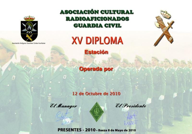 Fotocomposición del Diploma XV (2010) Diplom10