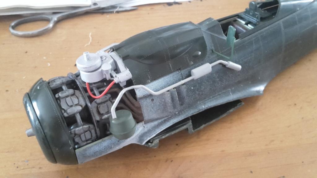 focker wulf dieselpunk 1/32 20180914