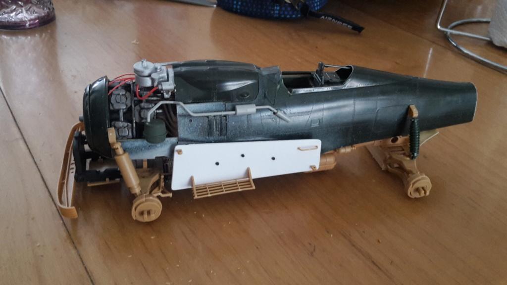 focker wulf dieselpunk 1/32 20180918