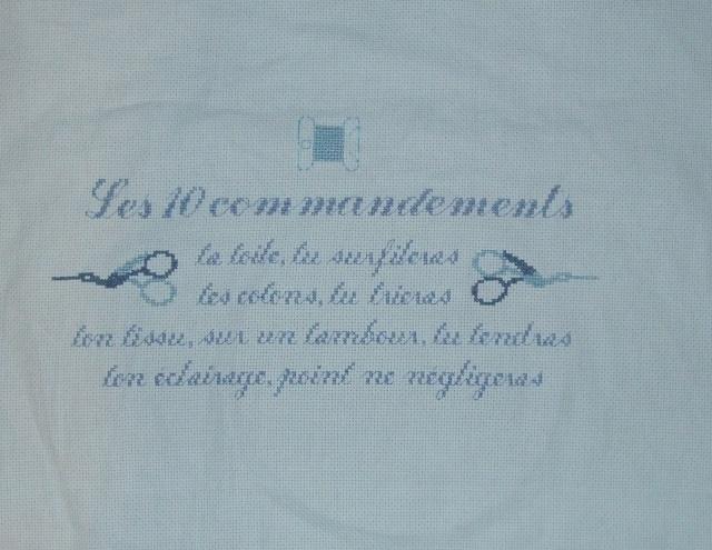 Les 10 commandements de la brodeuse - Page 2 Frfr10