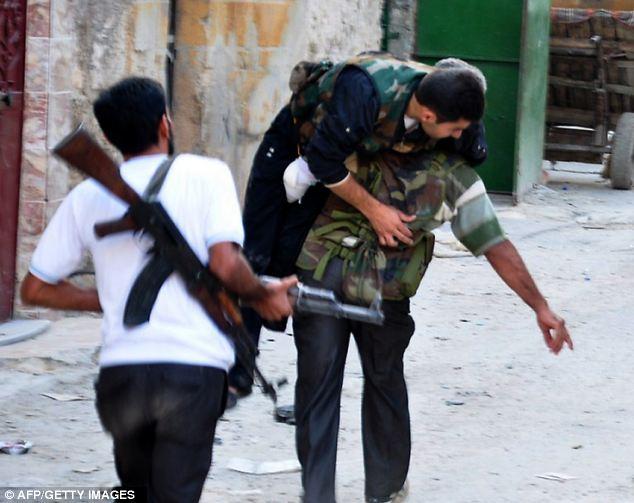 Sujet concernant les moments forts de l'actualité avec photos conseillées: Alep210