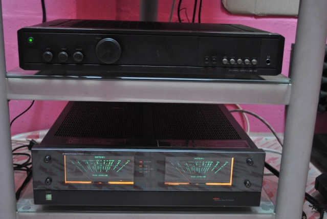 Proton AM-452 Integrated Amplifier (used)sold