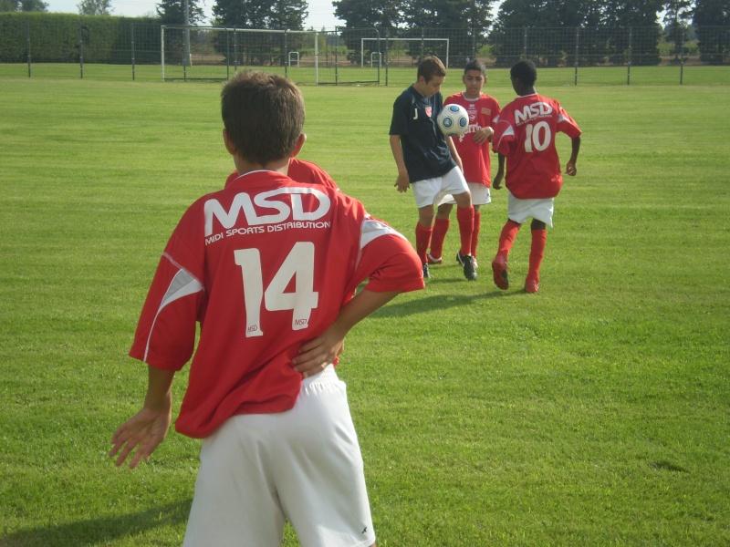 U15 Honneur - Deuxième Match amical : U15 Honneur - U15 US Bouillargues U15_ho10