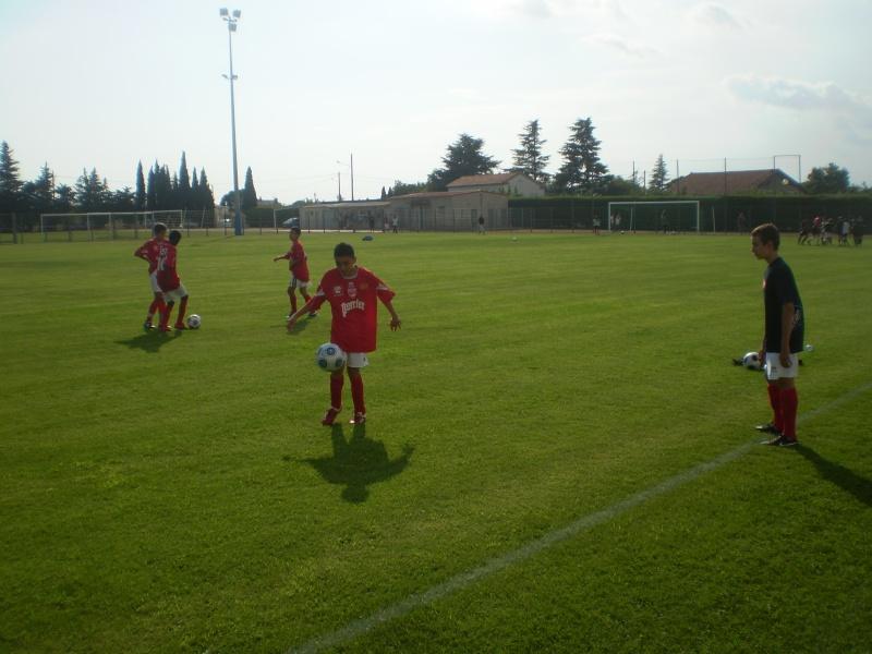 U15 Honneur - Deuxième Match amical : U15 Honneur - U15 US Bouillargues U15_ho11