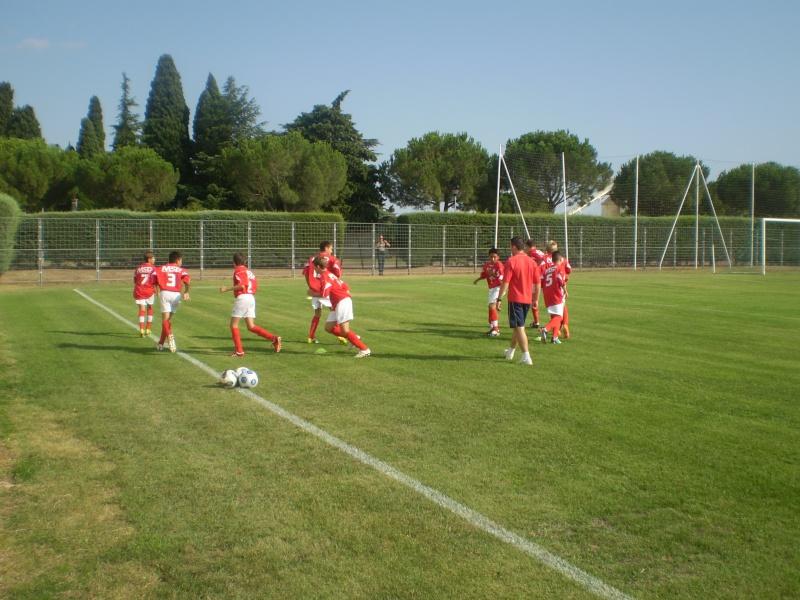 U15 Honneur - Deuxième Match amical : U15 Honneur - U15 US Bouillargues U15_ho12