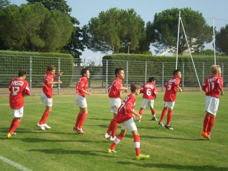 U15 Honneur - Deuxième Match amical : U15 Honneur - U15 US Bouillargues U15_ho15