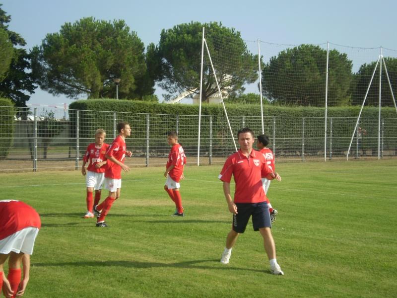 U15 Honneur - Deuxième Match amical : U15 Honneur - U15 US Bouillargues U15_ho16