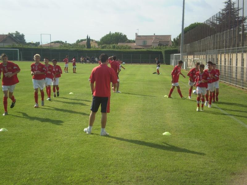 U15 Honneur - Deuxième Match amical : U15 Honneur - U15 US Bouillargues U15_ho17