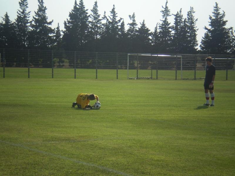 U15 Honneur - Deuxième Match amical : U15 Honneur - U15 US Bouillargues U15_ho20