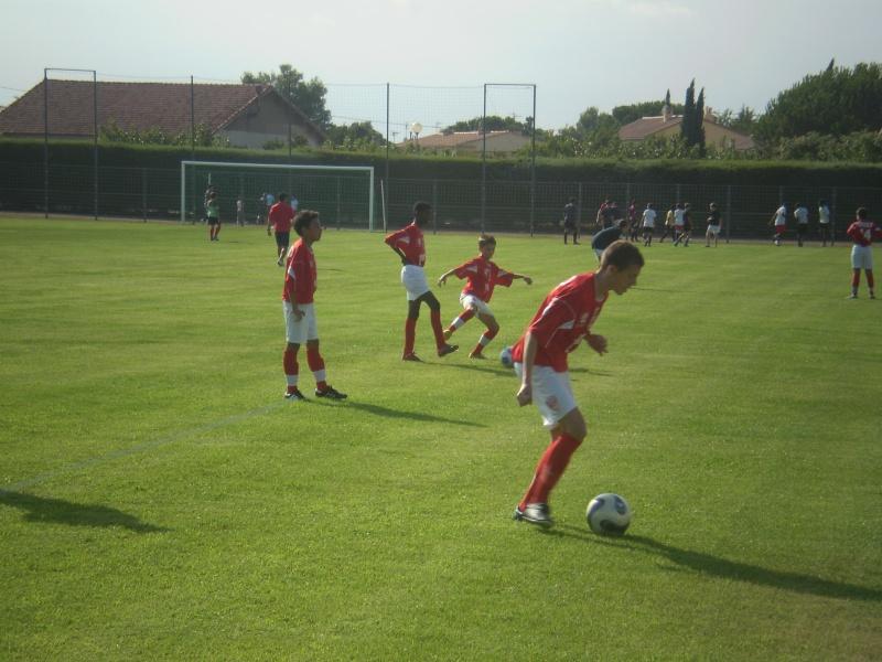 U15 Honneur - Deuxième Match amical : U15 Honneur - U15 US Bouillargues U15_ho21