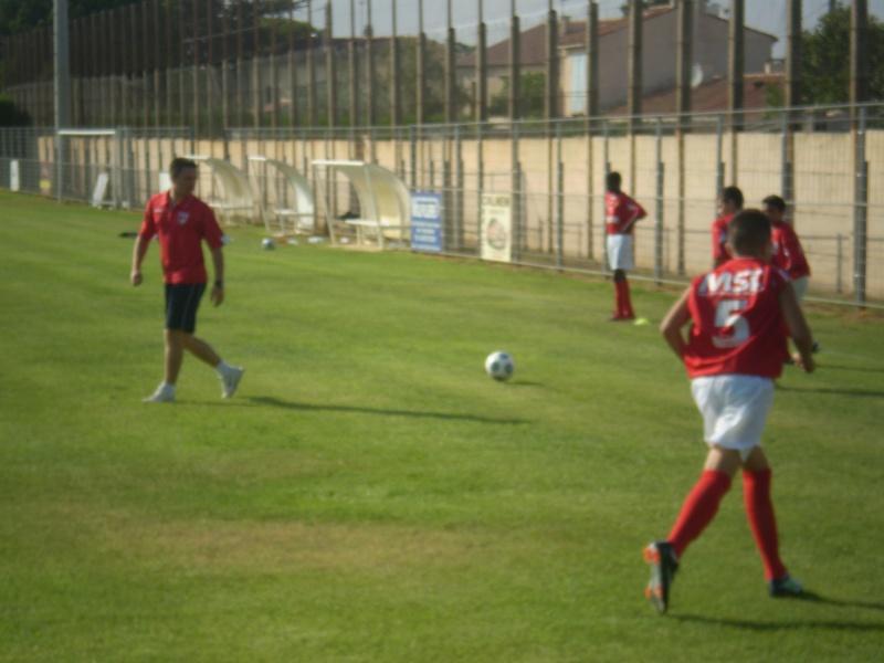U15 Honneur - Deuxième Match amical : U15 Honneur - U15 US Bouillargues U15_ho22