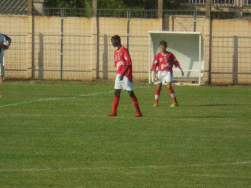 U15 Honneur - Deuxième Match amical : U15 Honneur - U15 US Bouillargues U15_ho25